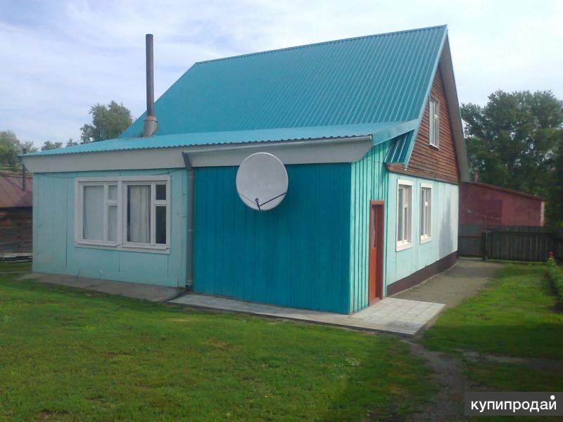 Дом 75 м2 на участке 16 соток