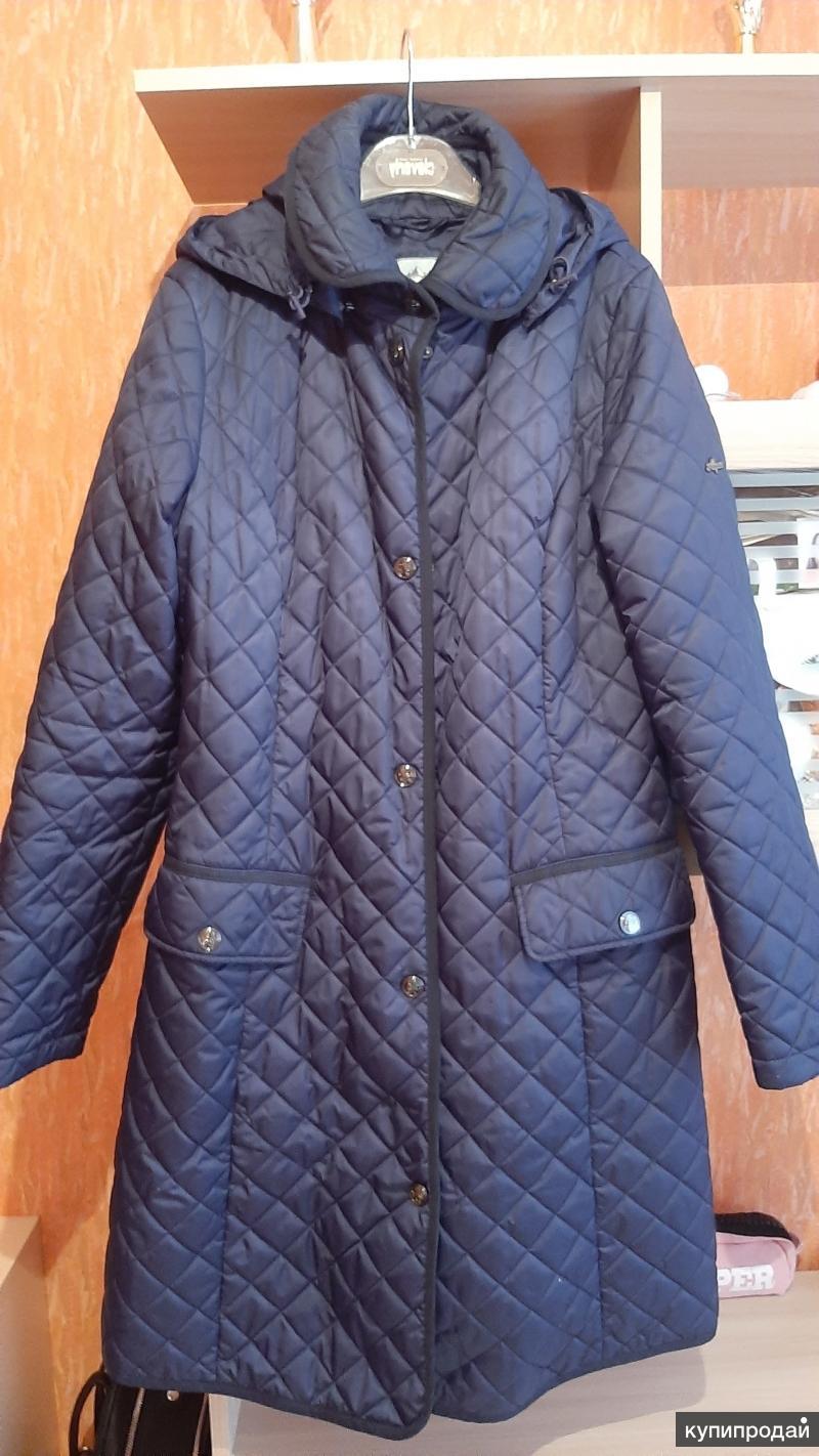 Пальто демисезонное на рост 164-175