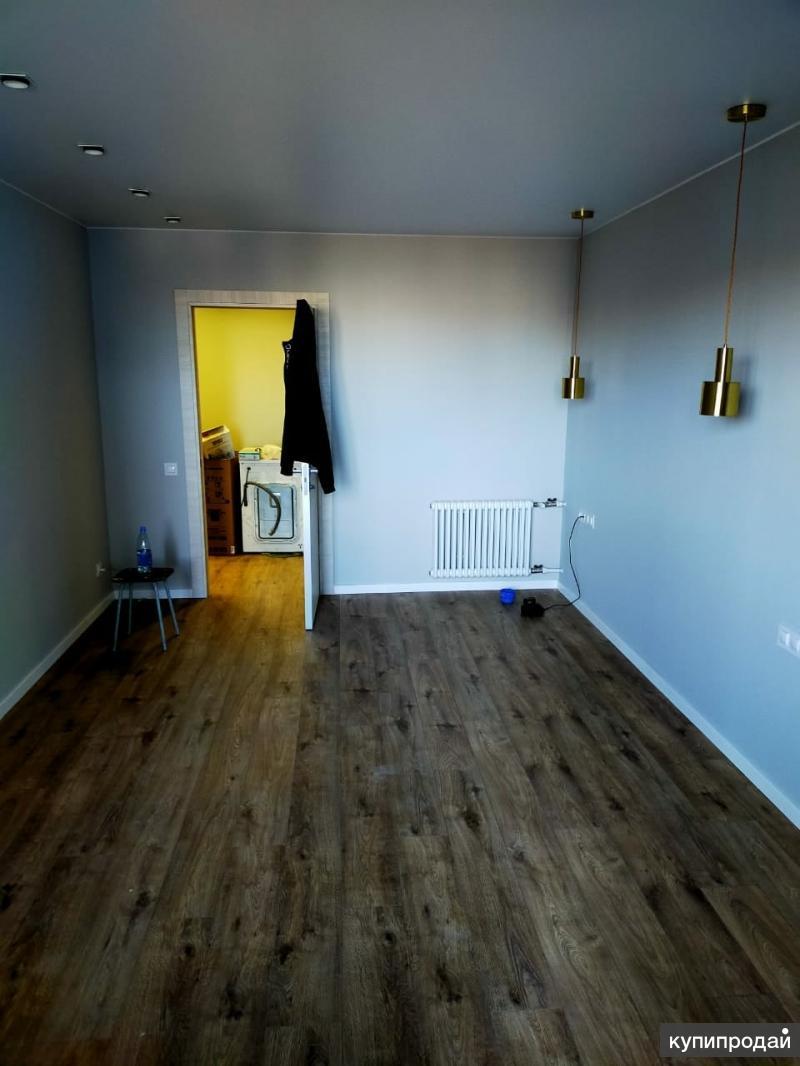 Ремонт квартир в СПб под ключ и частичный