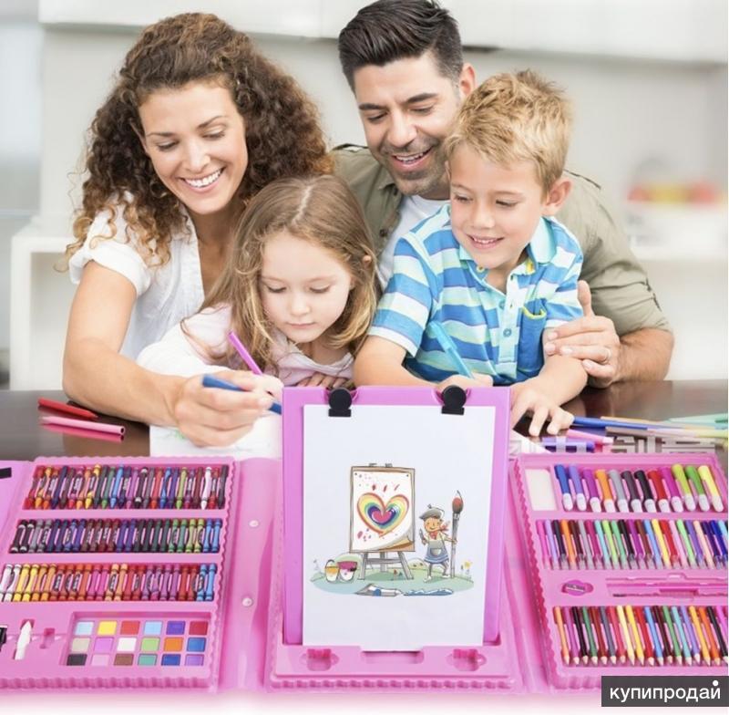 Детский набор для рисования оптом