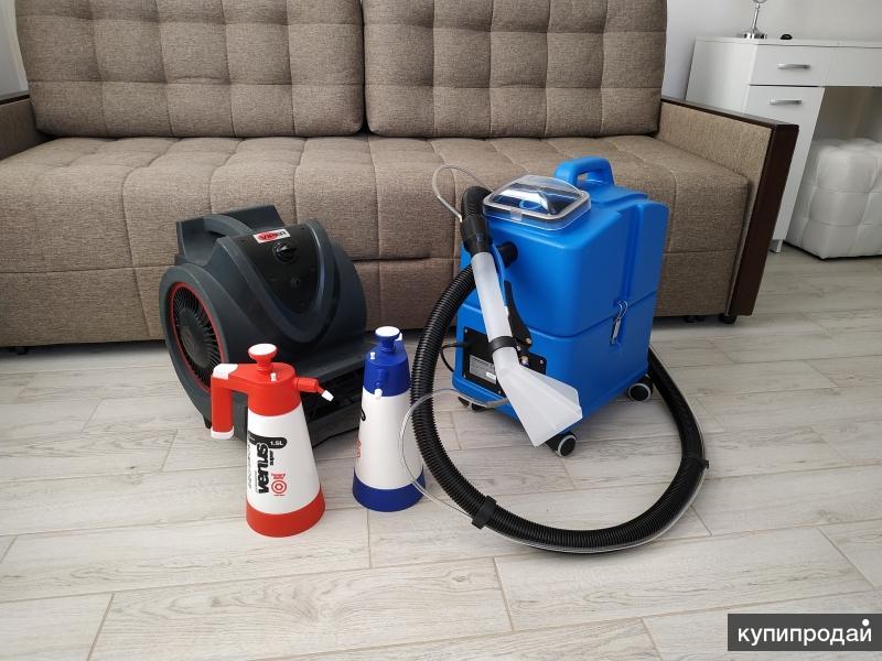 Химчистка и дезинфекция мягкой мебели