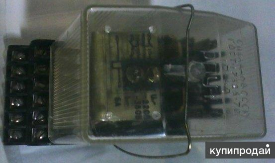 Реле промежуточное РПУ-1 (~220В) 4р+4з.
