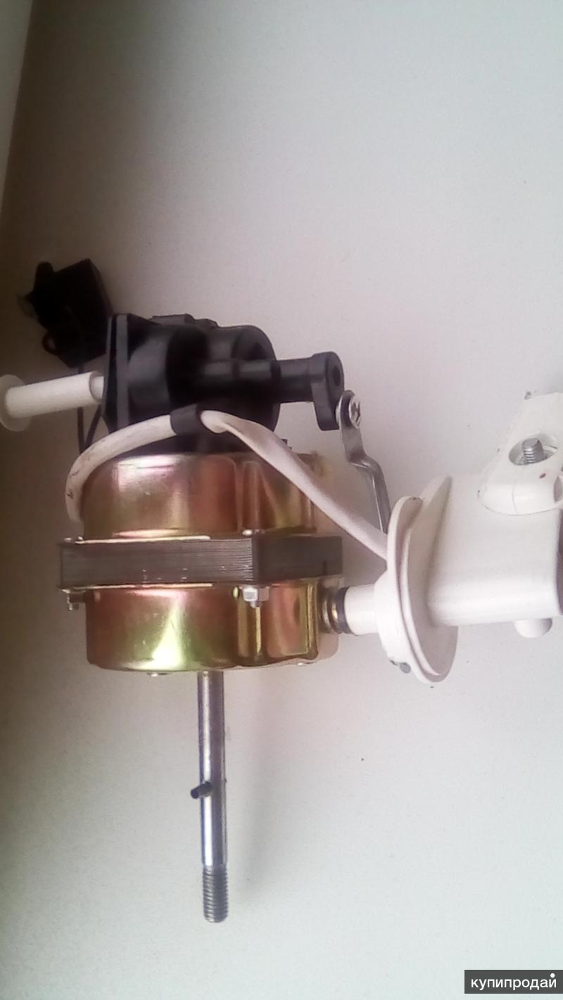 Мотор от вентилятора
