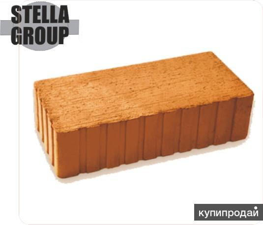 Кирпич керамический полнотелый рядовой М-150