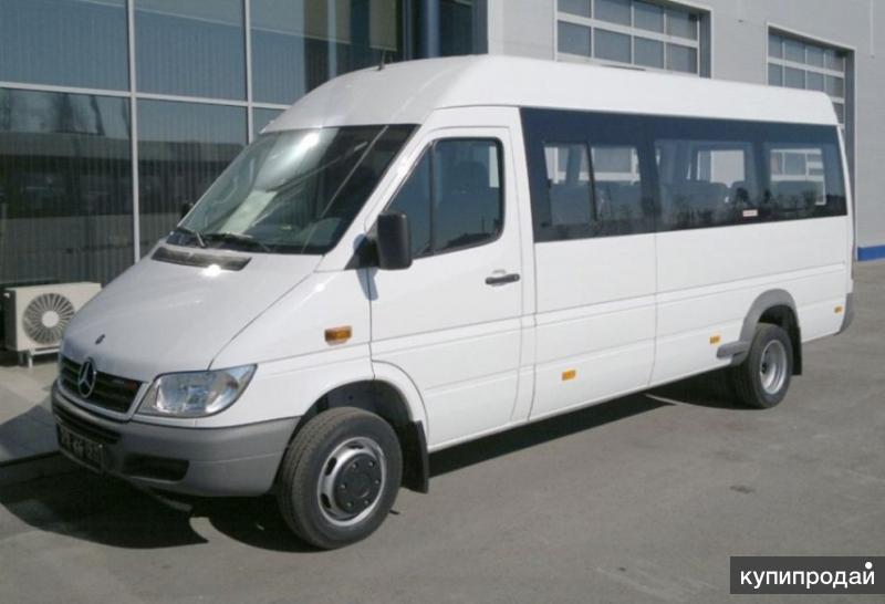 Продам городской микроавтобус Mercedes-Benz Sprinter Classic 17 мест