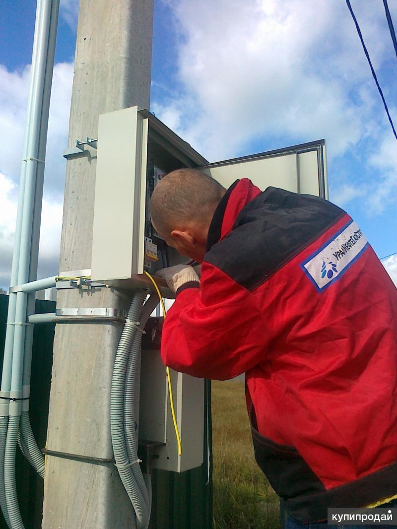 маньчжурская бригада электриков выполнит электромонтажные работы период