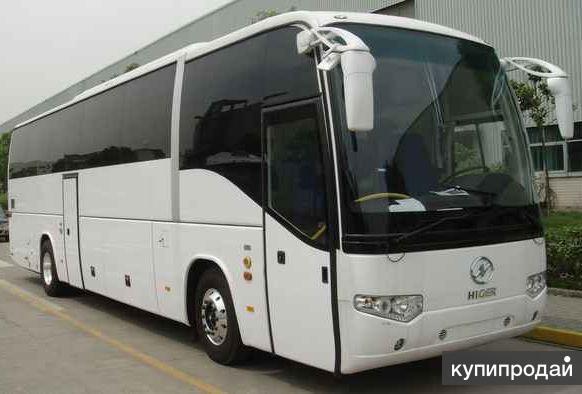 Higer KLQ 6129Q, 47 мест туристический автобус