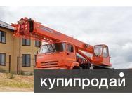 Продам автокран КС 55713-5К-2