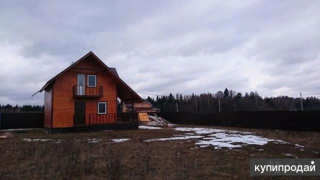 Дом-Баня, постройка 2014 года, участок 7,2  сотки. ИЖС