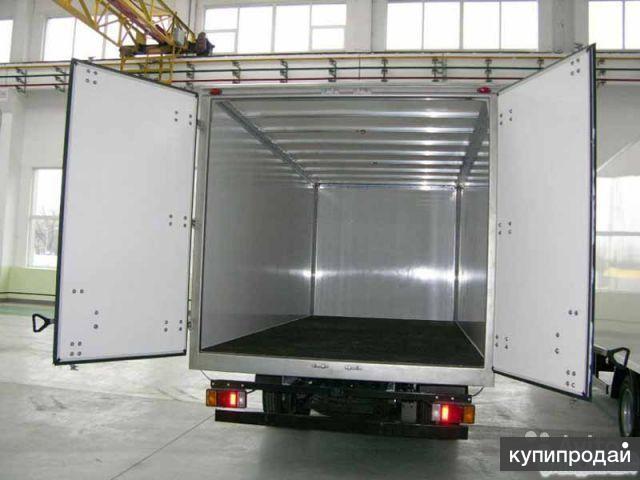 Изготовление и ремонт изометрических и промтоварных фургонов