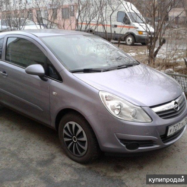Opel Corsa, 2006 г.
