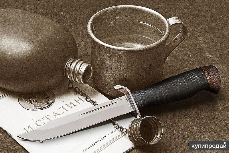 Златоустовский нож Штрафбат. Отличный подарок к 9 мая!