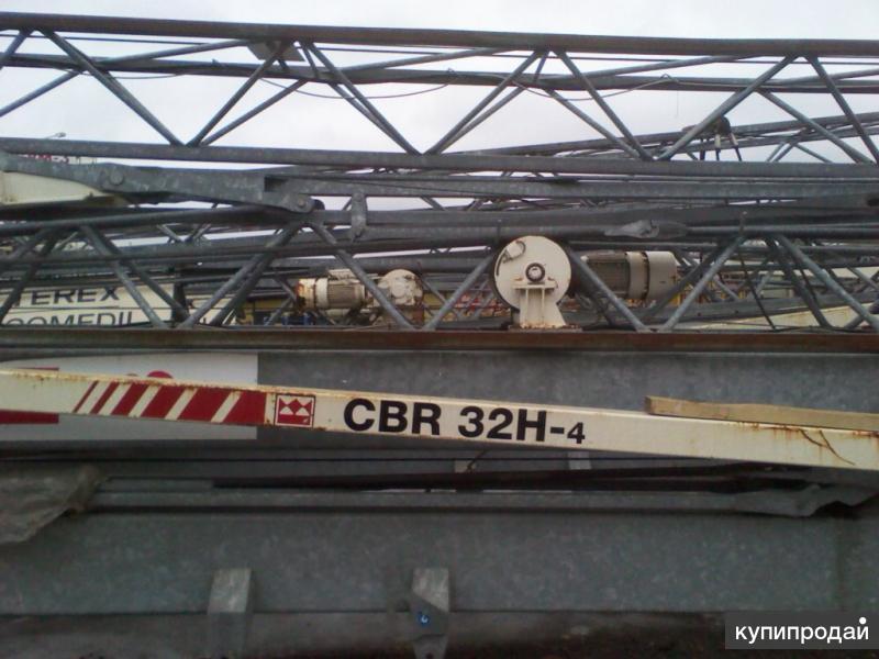 башенные краны Terex Comedil  CBR 32