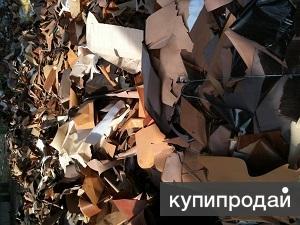 Мебельная пленка ПВХ отходы.