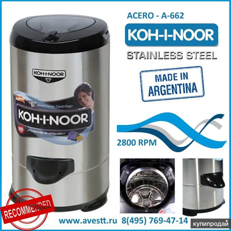 Бытовая центрифуга KOH-I-NOOR Загрузка 6,2 кг