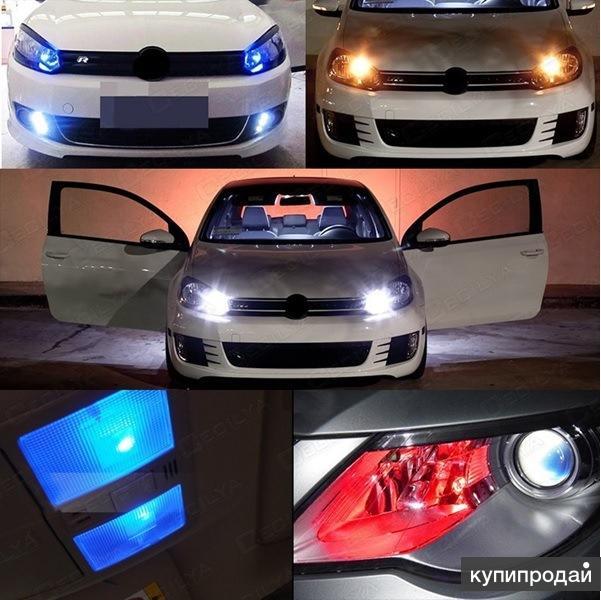 Лампочка для подсветки в машину