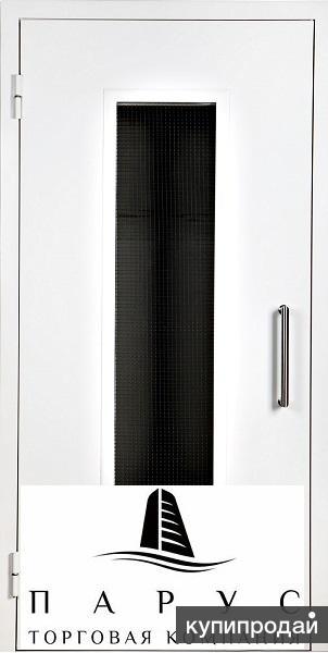 двери металлические строительные оптом