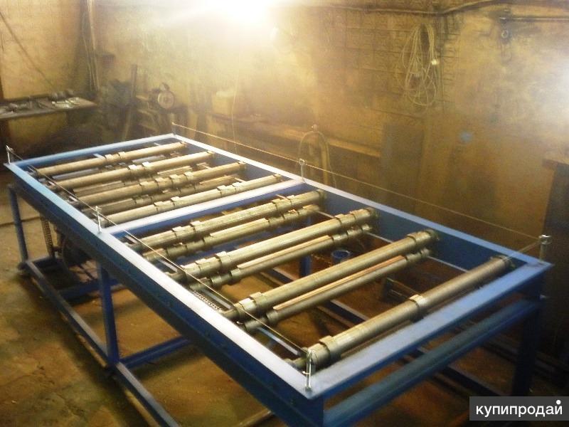 Станок по изготовлению профнастила всего за 370000 рублей в Хабровске.