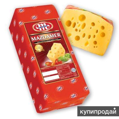 Сырной продукт из Польшы
