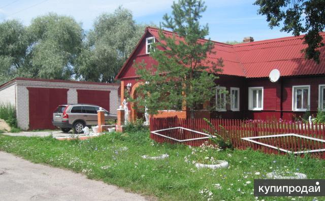Продам дом в Трубчевском р-не Брянской обл.