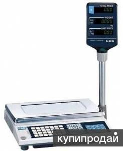 Б/у весы торговые CAS ар-15 ех
