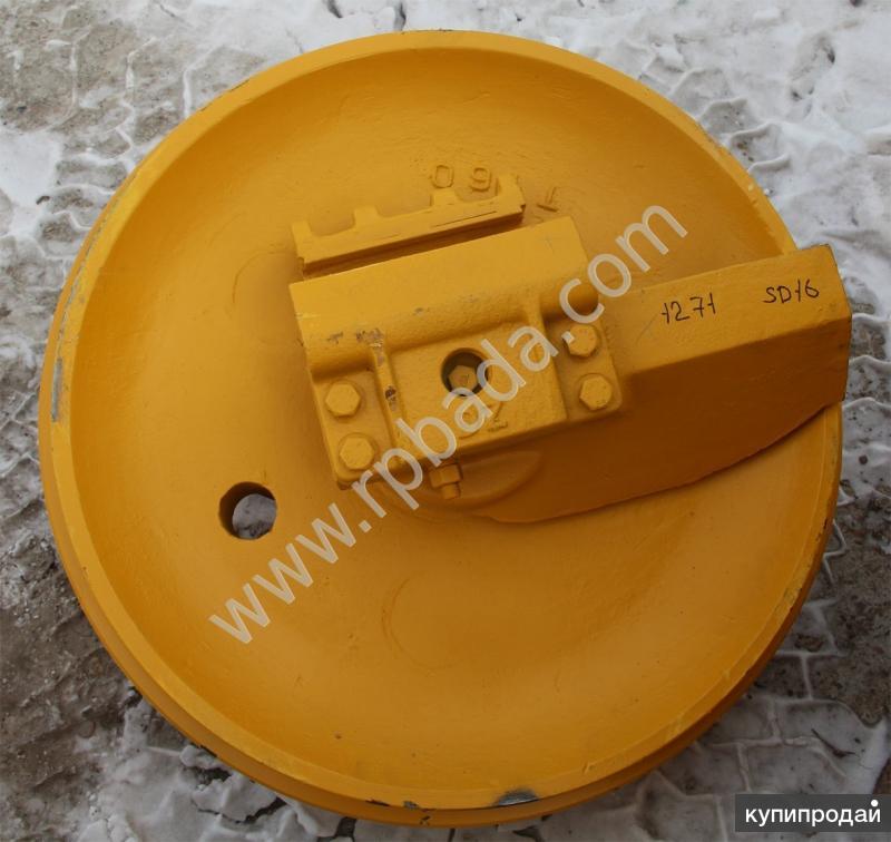 Направляющее колесо в сборе бульдозера Shantui SD16 16Y-40-03000