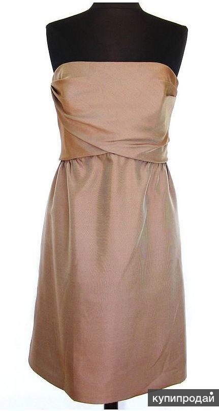 Вечернее корсетное платье Amsale новое оригинал
