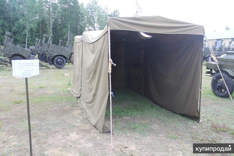военная палатка-навес