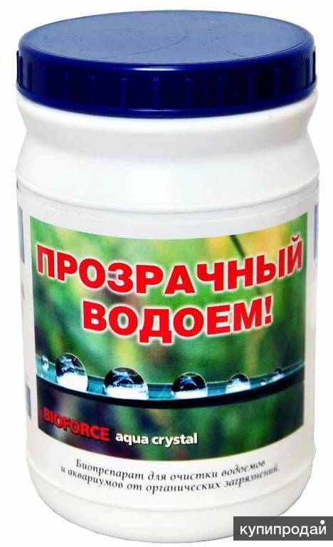 BioForce Aqua Crystal - прозрачная вода