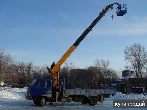 Аренда автовышек в Кемерово
