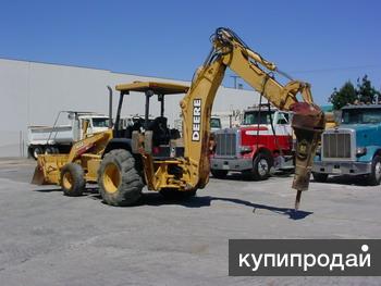 Аренда гидромолотов в Кемерово