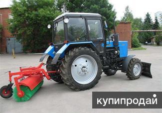 Аренда коммунальной техники в Кемерово