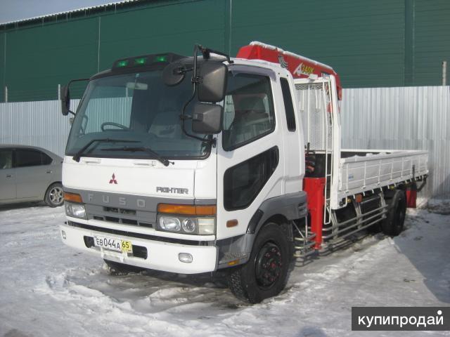 Аренда манипуляторов (самогрузов) в Кемерово