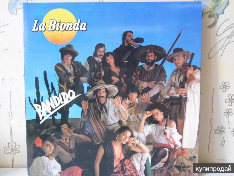 La Bionda / Bandido / 1979 / Оригинал
