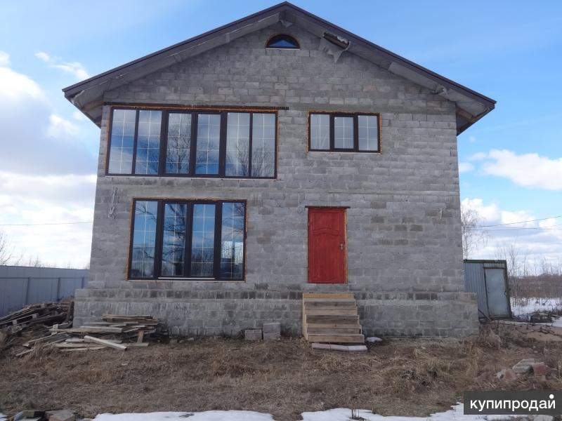 Дом 180 м2  в д. Негомож