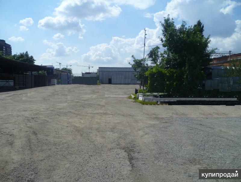Продается база 0, 46 га и 559 кв. м. строений ул. Дзержинского