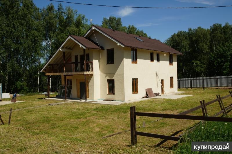 Дом под отделку 280 кв.м в 2 км от г. Видное