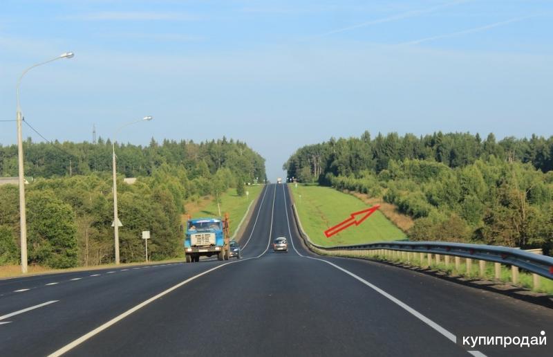 """Участок 70 сот, 99 км трассы М9 """"Балтия"""""""