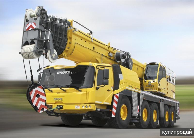 200 тонн NEW Grove GMK5200 Автокран 200т 2019г
