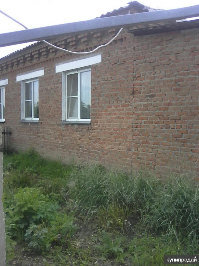 Продам дом на участке 10 сот.