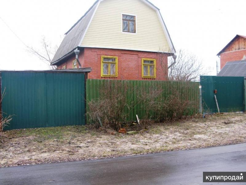 Продам дом в Серпуховском районе д. Новики