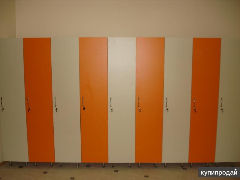 Шкафы для фитнес-залов, раздевалок, спортзалов