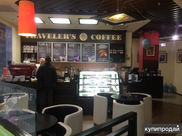 """Продажа готового бизнеса кофейня «TRAVELER'S COFFEE» ТРЦ """"Парк Хаус"""""""