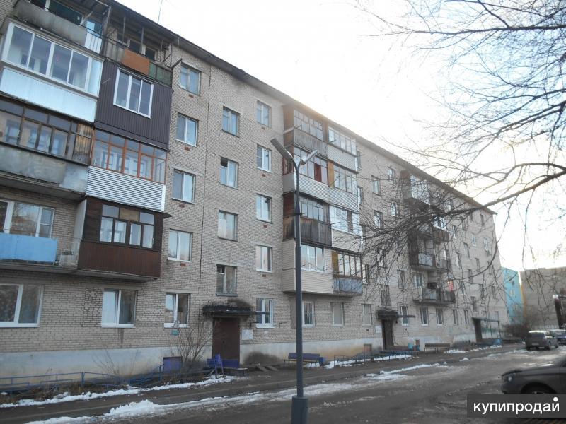 3-ех комнатную квартиру 63 кв.м. п. Оболенск
