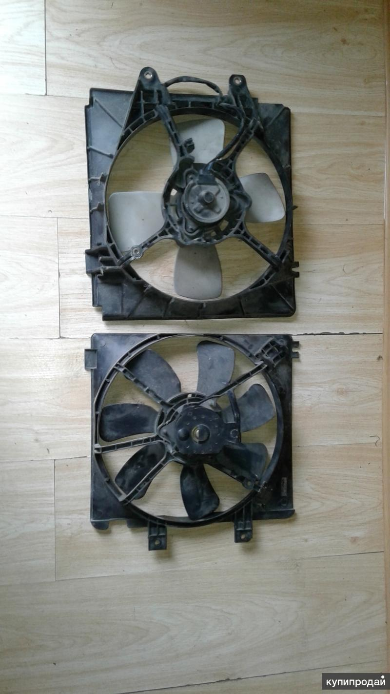 вентиляторы с диффузорами Mazda капелла