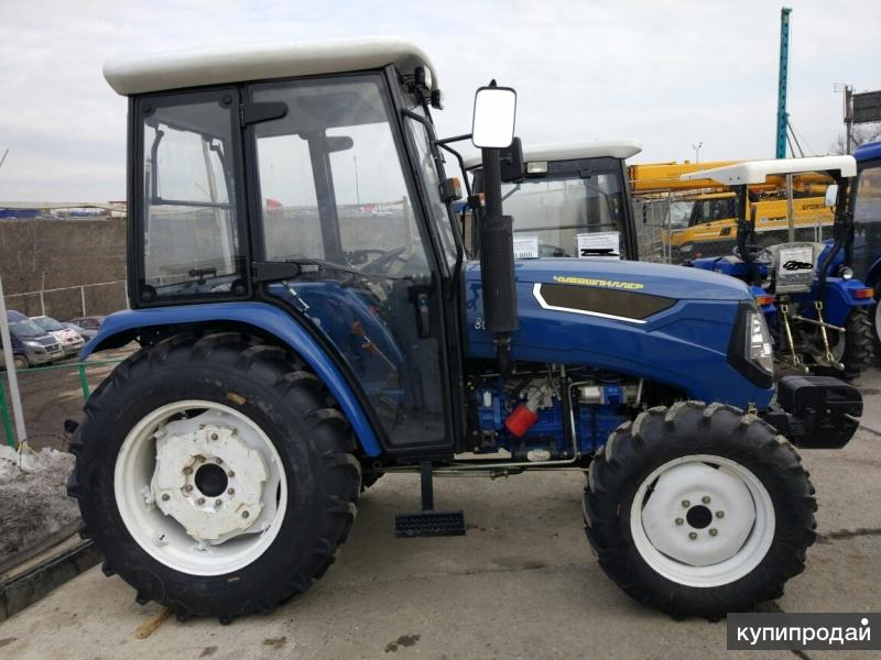 трактор-804