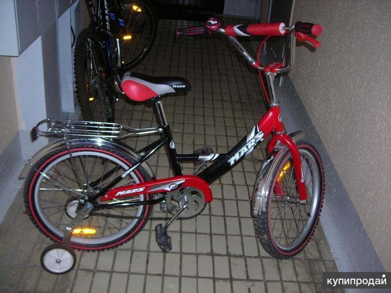 Продается детский велосипед MARS C1601