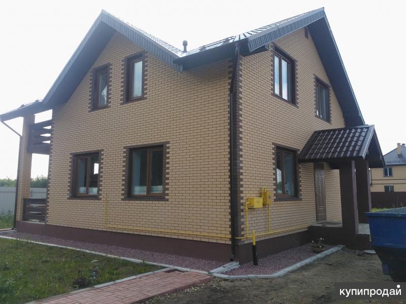 Строительство индивидуальных домов в Москве и Московской области