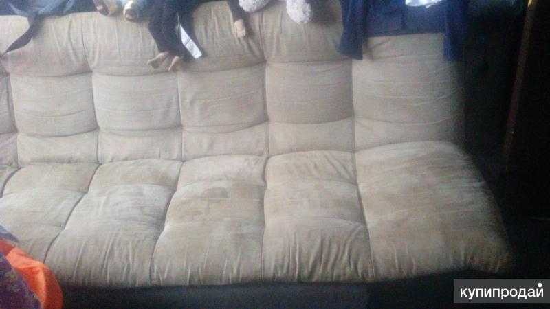 Продаются б/у диван