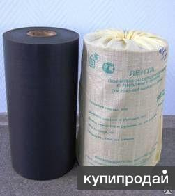 Лента поливинилхлоридная липкая ПВХ-Л